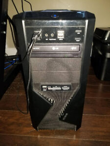 Modern High End Gaming PC + monitor for sale/trade for surf.pro4