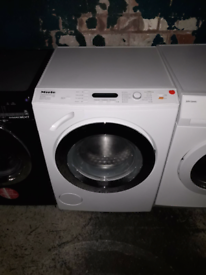MIELE 8KG DRUM WASHING MACHINE