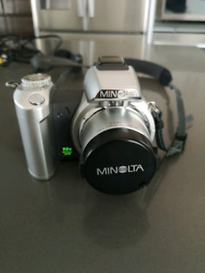 Camera photo Minolta Dimage Z1