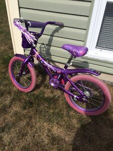 Girls bike for 4-7 year old girl