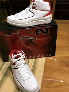 half off f1c2e 68e70 Air Jordan 2 Retro CDP 2008 Size 9