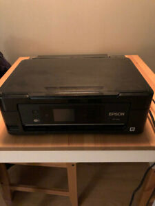 Epson XP-410 All-In-One Printer/Scanner