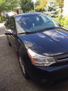 2009 Ford Focus SEL - new price