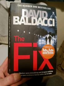 3x David Baldacci books