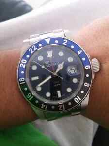 Squale 30 Atmos GMT for sale/trade.