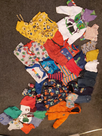 Boys clothes bundle 3-4&4-5yrs next & bluezoo etc
