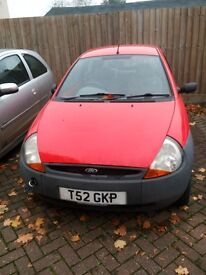 Ford KA - for parts