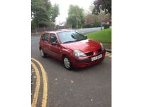 2004 RENAULT CLIO 1.4L 16V PETROL FOR SALE
