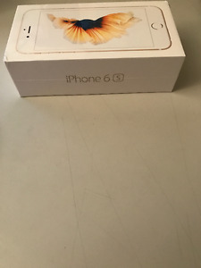 BRAND NEW SEALED Iphone 6s 32GB GOLD BELL ONLY