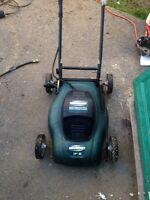 "14"" electric lawnmower"