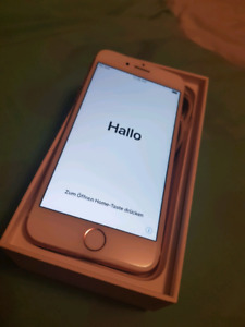 IPhone 7 Rose Gold 32G unlocked
