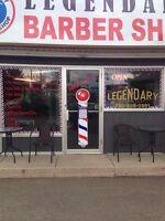 Legendary barbershop