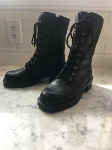 Motorcycle Boots - Women's Size 7