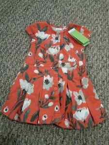 Baby Mexx fall dress NWT size 6-9 months