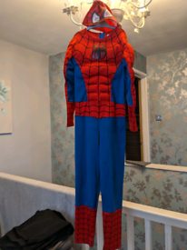 Spider man outfit