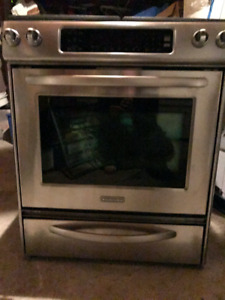 FOR SALE: Kitchen Aid- Gas