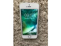 iPhone 5s - White/Silver - 16Gb - Unlocked