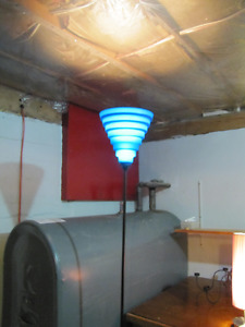 Assortment of lamps