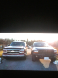 2006  Chevy Silverado 4.8L sold AS IS