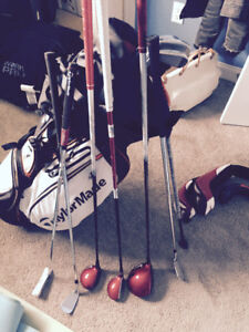Nike Pro V Tour Golf Clubs