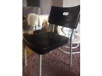 IKEA 6 chairs