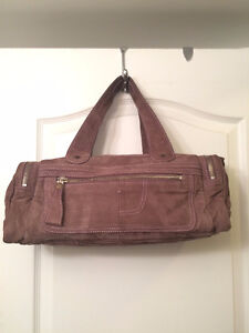 The Gap Mod Duffle - Lilac Suede