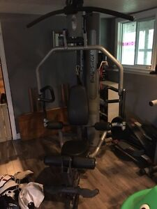Body solid home gym