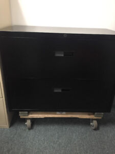 Steelcase Filing Cabinet