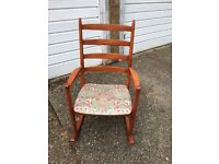 Ercol John Lewis Rocking chair