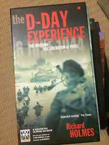 D-Day Experience : From the Invasion to the Liberation of Paris