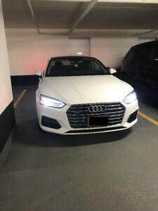 AUDI A5 2018 LEASE TAKEOVER $690/MO, $2250 CASH INCENTIVE