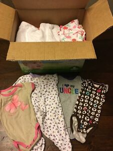 $40 for Box - 40 Brand Name Onesies