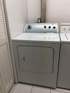 Washer and Dryer great condition