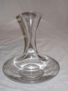 **WINE Decanter...Crystal  Wine DECANTER...RIEDEL