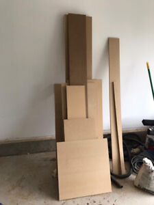 Free construction materials and furnitures