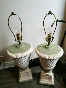 Matching solid lamps!
