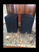 Pas alpha mite bookshelf speakers