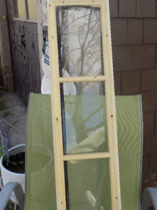 SMALL WINDOW WITH FRAME