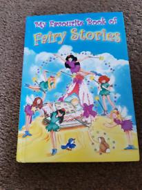 Fairy Stories hardback book