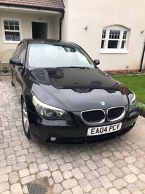 BMW 5.25i SE Genuine 60,000 miles!
