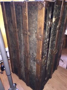 Old trunk taking up room