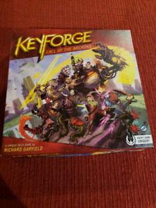 Keyforge Card Game/Board Game Collection
