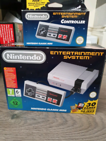 Nintendo nes mini classic (800 games)
