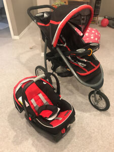 Graco Click Connect Baby Stroller