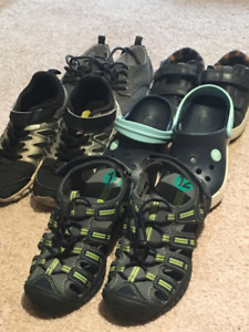 Size 12 Boys shoe set