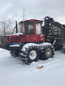 Transporteur forestiers Valmet 860 2000