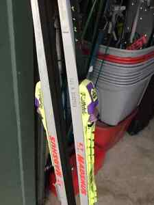 Cross Country Skis with Rottefella bindings