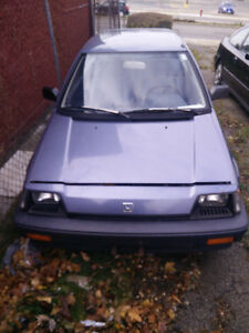 1985 Honda Civic Excellent runner ! Can restore for you!
