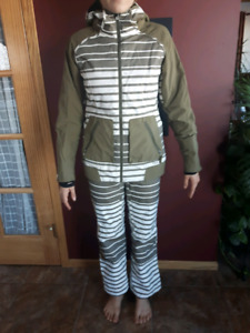 Ladies Small Burton Insulated Jacket & Pants
