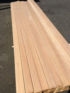 T&G Panelling - Clear, Vertical Grain